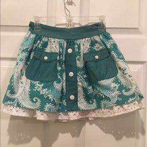 Persnickety Skirt